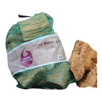 Green Olive Direct Dispatch Olive Firewood Logs 20ltr Stacked Volume (FOWCN10)