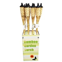 Highlight Imports 1.4m Bamboo Garden Torch (HL83)