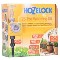 Hozelock 25 Pot Automatic Watering Kit (2804)