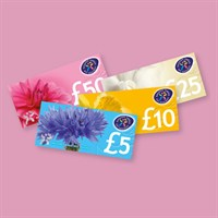 HTA £50 National Garden Gift Voucher