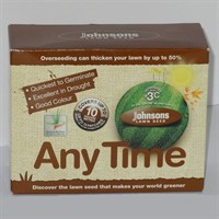 Johnsons Anytime Lawn Seed 250g 10sqm