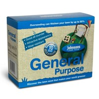 Johnsons General Purpose Lawn Seed 250g 10sqm
