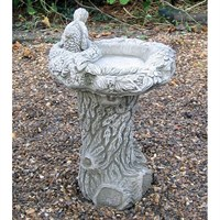 Kingstone Birds Nest Bird Bath (KBB4)
