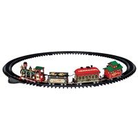 Lemax Christmas Village - Yuletide Express Christmas Train Battery-Operated (24472)