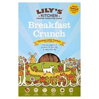 Lily's Kitchen Breakfast Crunch Chicken with Turkey, Fruit & Yoghurt Dog Food 800g