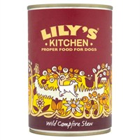 Lily's Kitchen Wild Campfire Stew Wet Dog Food 400g