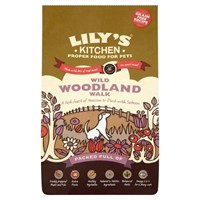 Lily's Kitchen Wild Woodland Walk Dry Dog Food 1kg