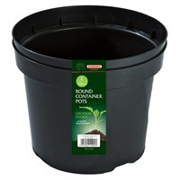 Bosmere Round Container Pot (2) 10L (N205)