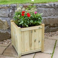 Zest 4 Leisure Holywell Planter Medium (2 Pack) (DIRECT DISPATCH)