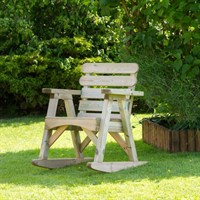 Zest 4 Leisure Abbey Rocking Chair (DIRECT DISPATCH)