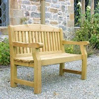 Zest 4 Leisure Emily 4ft Bench