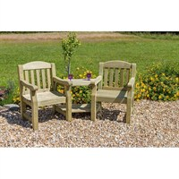 Zest 4 Leisure Emily Love Seat (DIRECT DISPATCH)