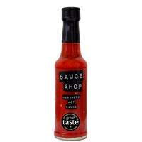 Sauce Shop Habanero Hot Sauce 150ml (SS316)