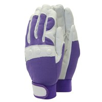 Town and Country Ladies Deluxe Comfort Fit Gloves - Purple (TGL104-PURPLE)