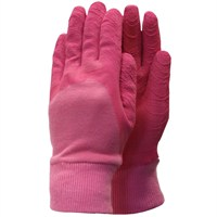 Town and Country Kids Master Gardener Gloves - Pink (TGL305)