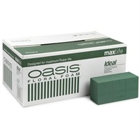 Oasis® Ideal Floral Foam Bricks (Wet) Box of 20 (1140)