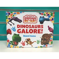 Dinosaurs Galore Board Game