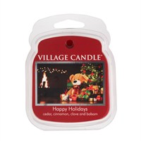 Village Candles - Happy Holidays Premuim Wax Melt (106101356)