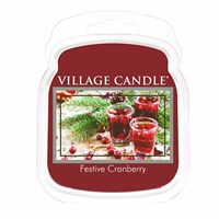 Village Candles - Festive Cranberry Premuim Wax Melt (106101840)