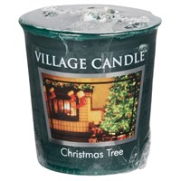 Village Candles - Christmas Tree Premuim Votive Christmas Candle (106102321)