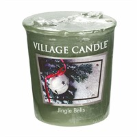 Village Candles - Jingle Bells Premuim Votive Christmas Candle (106102838)
