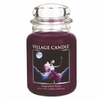 Village Candles - Sugarplum Fairy Premuim 26oz Christmas Candle (106326091)