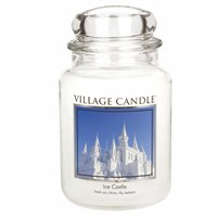 Village Candles - Ice Castle Premuim 26oz Christmas Candle (106326839)