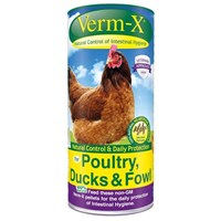 Verm-X Pellets for Poultry 250g (15929)