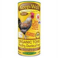 Verm-X Keep-Well Pelleted Tonic for Poultry 250g (19306)