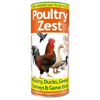 Verm-X Zest for Poultry 500g (28198)