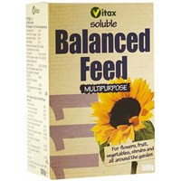 Vitax Soluble Balanced Feed (Vitafeed 111) 500g (6MP500)