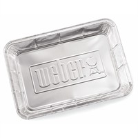 Weber Drip Tray - Small 10 Pack (6415) Barbecue Accessory