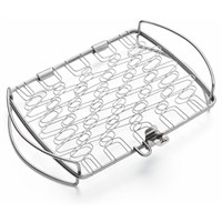 Weber Original Large Fish Basket (6471) Barbecue Accessory