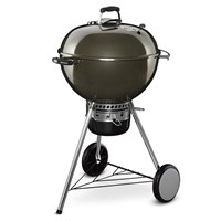 Weber Master-Touch GBS - 57cm - Smoke (14510004) Charcoal Barbecue