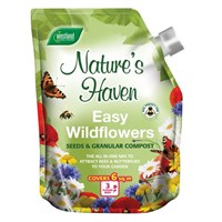 Natures Haven Easy Wildflower Mix 1.5kg/6sqm (20500115)