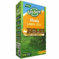Gro-Sure Shady Grass Lawn Seed - 10 sq.m - 300g (20500185)