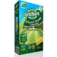 Gro-Sure Finest Grass Lawn Seed - 30 sq.m - 900g (20500186)