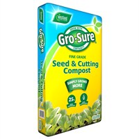 Westland Gro-Sure Seed and Cutting Compost 30L (11200002)