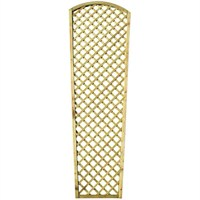 Zest 4 Leisure Hillside Diamond Fan Trellis 1.83 x 0.80m