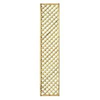 Zest 4 Leisure Hillside Diamond Trellis 1.83 x 0.305m