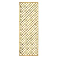 Zest 4 Leisure Hillside Diamond Trellis 1.83 x 0.615m