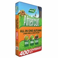 Aftercut All In One Autumn Lawn Care (Lawn Feed and Moss killer) - 400 sq.m - 14kg (20400458)
