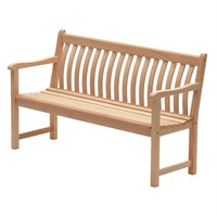 Alexander Rose Mahogany Broadfield Bench - 5ft (605)