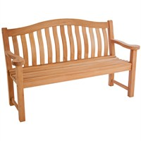 Alexander Rose Roble Turnberry Bench - 5ft (114)