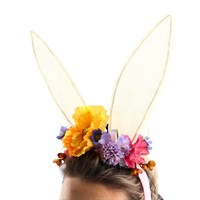 Bagshot Budding Little Florists Easter Crown Workshop - Friday 10th April 2020