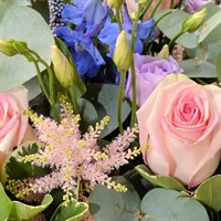 Bagshot Summer Floral Handtied Arrangement Workshop - Saturday 17th August 2019