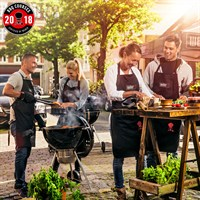 BBQ Course Certified by Weber - Weber Cooking Event - Sunday 5th August 2018