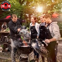 BBQ Course Certified by Weber - Weber Cooking Event - Sunday 29th July 2018