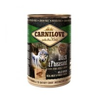 Carnilove Duck & Pheasant 400g Tinned Dog Food (512157)