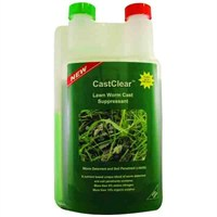 CastClear Lawn Worm Cast Suppressant 1L